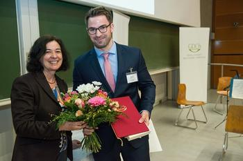 ADUC award for P. Heretsch