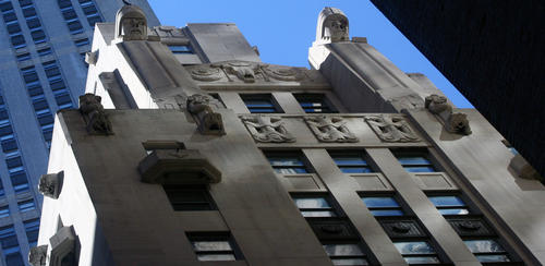 New York - Art Deco