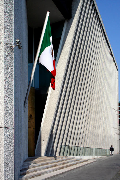Berlin - Embassy of Mexico