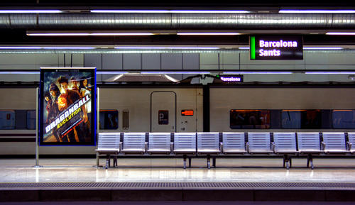 Barcelona - Sants Train Station