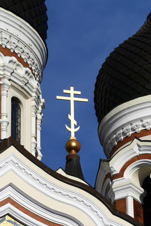 Talinn - Orthodox Cathedral