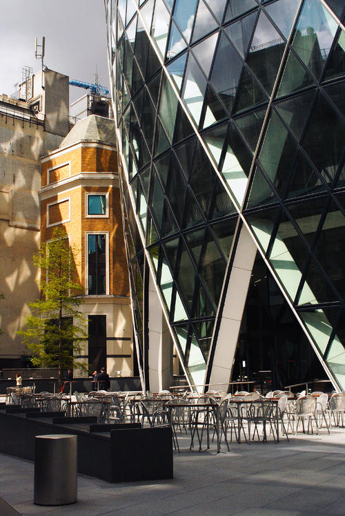 London - Gherkin