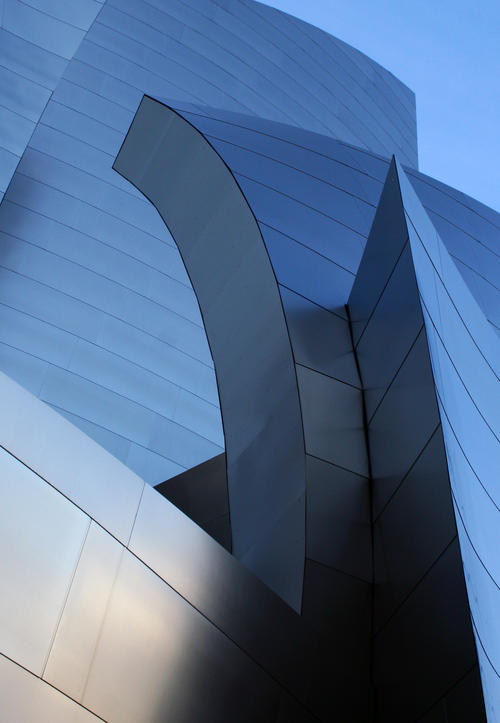 Los Angeles - Walt Disney Concert Hall