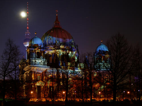 Berlin - Protestant Cathedral