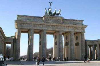 Berlin. Brandenburger Tor