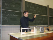 Lecture of General and Inorganic Chemistry - The Professor