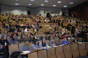 Lecture of General and Inorganic Chemistry - The Audience