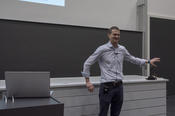 "Prof. Dr. Florian Heyd (RNA Biochemistry): ""Some like it cold: (Body) temperature-controlled kinase activity in circadian biology, sex determination and beyond"""